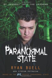 cover of Ryan Buell book Paranormal State